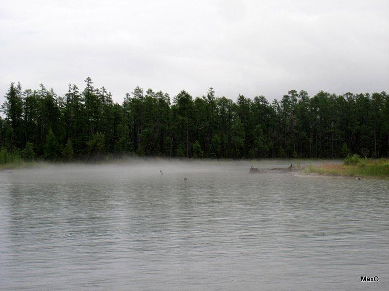 Отчет о путешестви По Байкалу на ПВХ лодке 3800 (2012г)