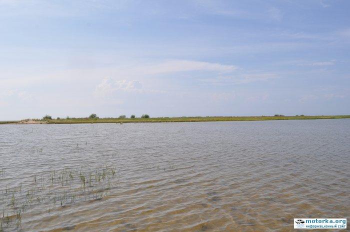 Остров Карга-Бабья
