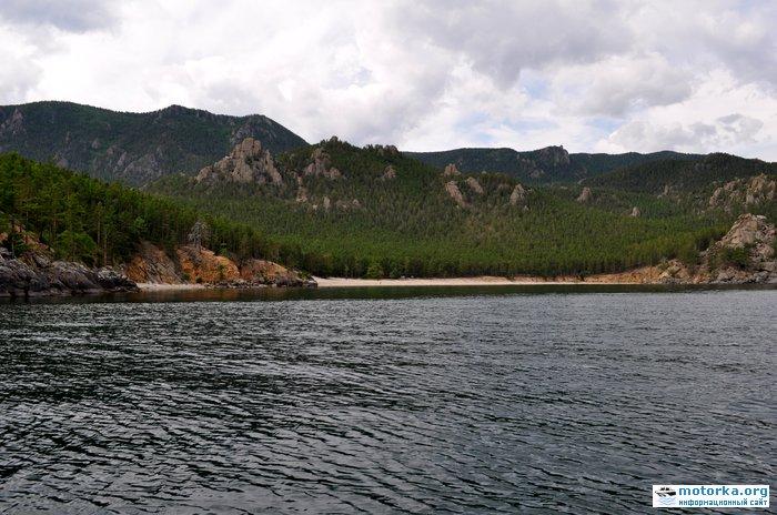 Бухта Бабушка. Байкал