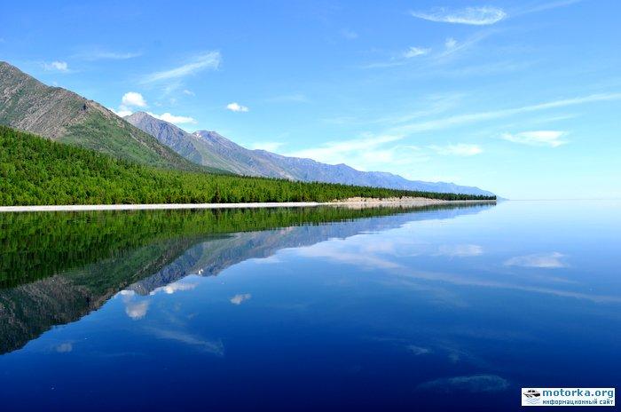 Вокруг Байкала на моторной лодке (июль-август 2013)