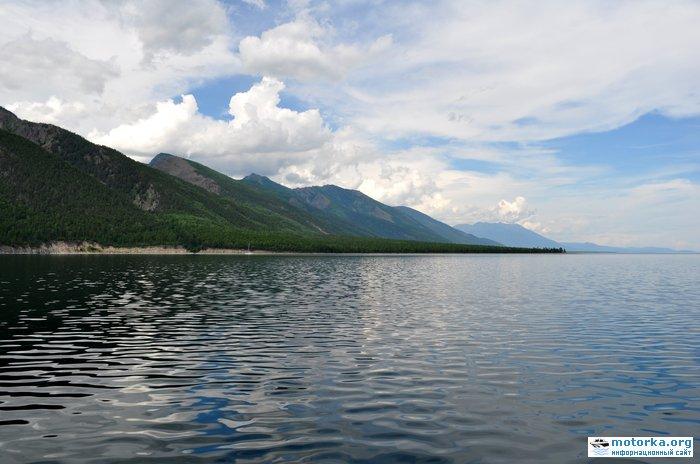 Мыс Малая Коса. Байкал