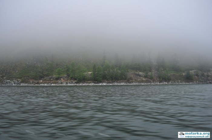 Вокруг Байкала на лодке