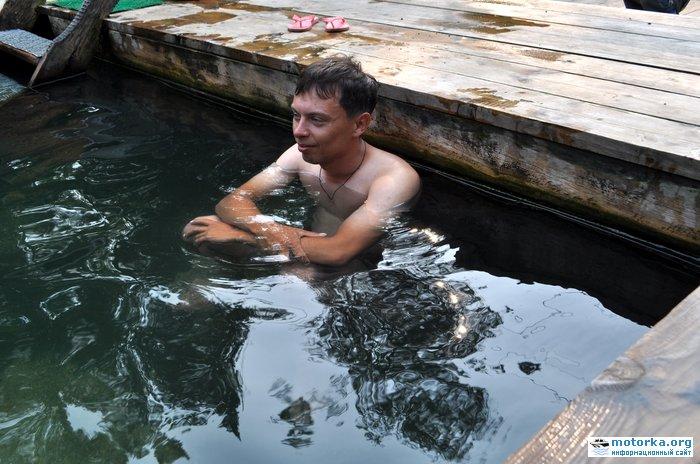 Термальные ванны в Хакусах