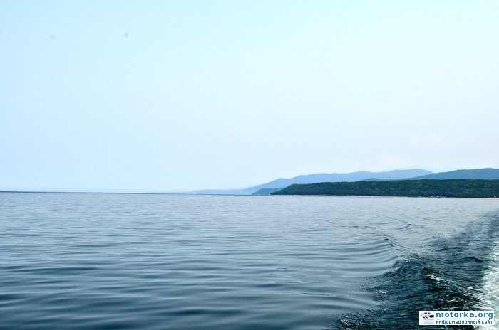 Хакусы вид с воды