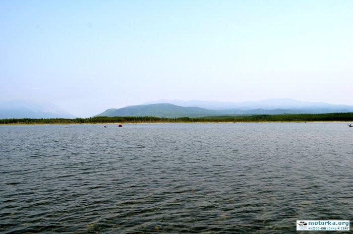 река Тыя