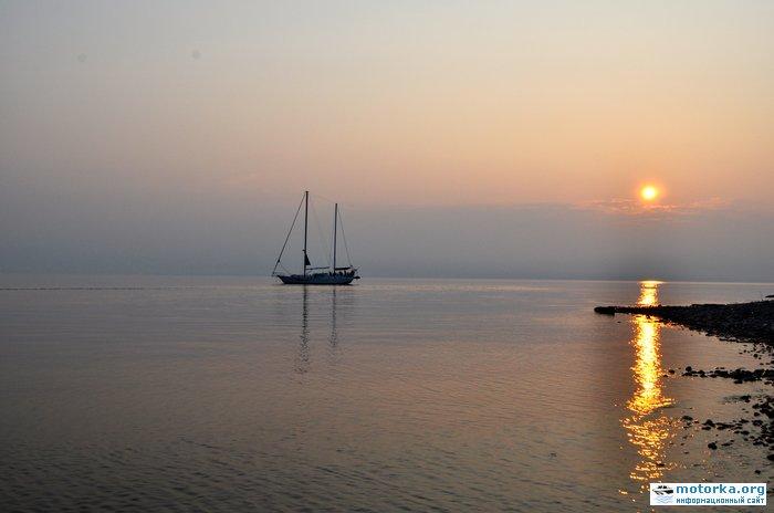 лодки с Ершей