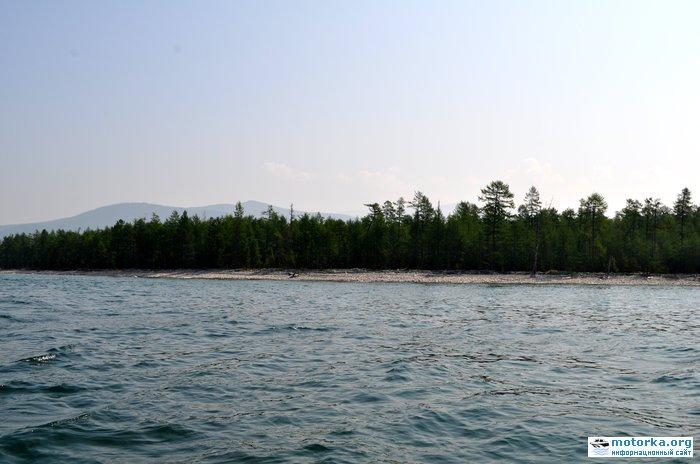 1408км по Байкалу на моторной лодке (июль 2014)