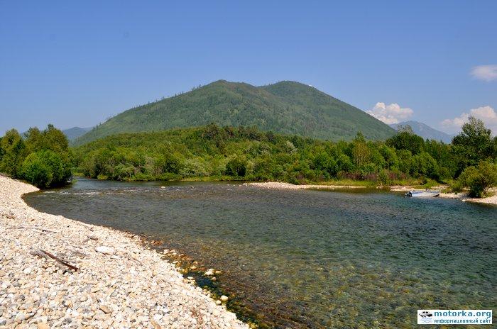 Устье реки Малая Черемшаная