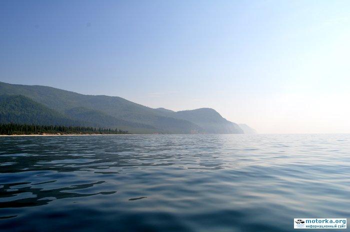 севернее Чивыркуйского залива