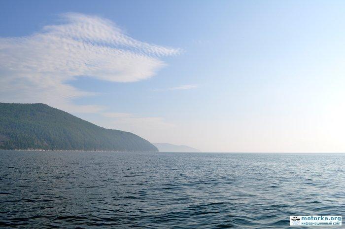 вход в Чивыркуйский залив