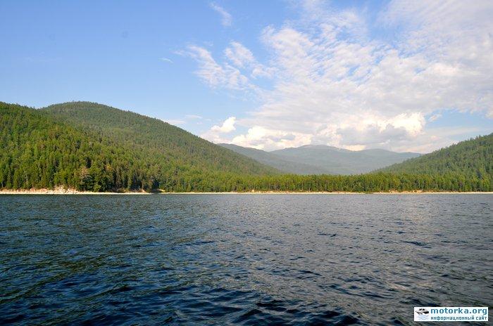 Устье реки Малая Сухая