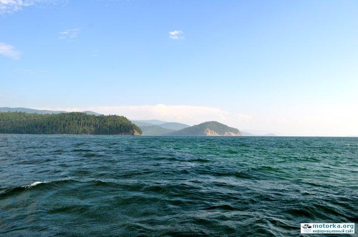 Бухта Крутая (Чивыркуйский залив)