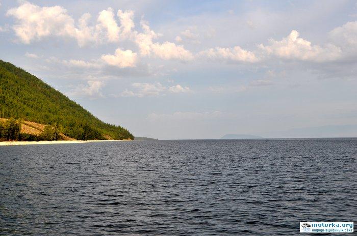 Большой Ушканий остров