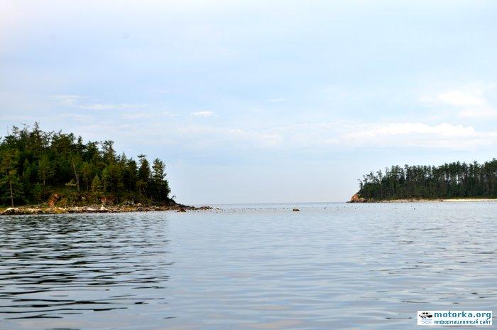 Малые Ушкании острова