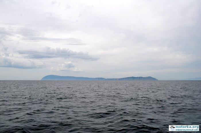 Ольхон со стороны севера