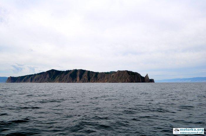 Северная оконечность острова Ольхон