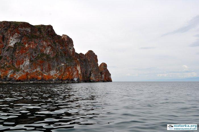 Северо-западная часть Ольхона