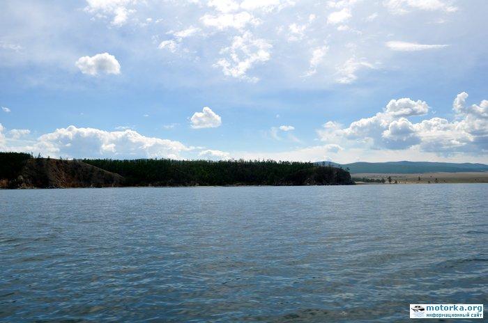 залив Улан-Хушинский