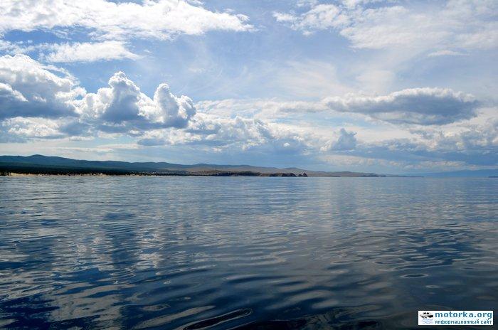 Хужир с Байкала