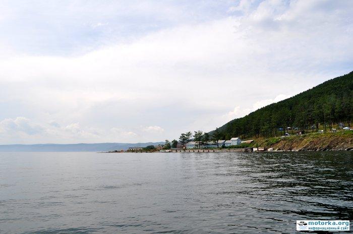 """Медовый месяц на Байкале"" или 1408 км по Байкалу на лодке (2014г.)"
