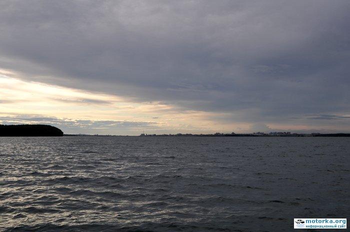 Мыс Зыбун (Иркутское водохранилище)