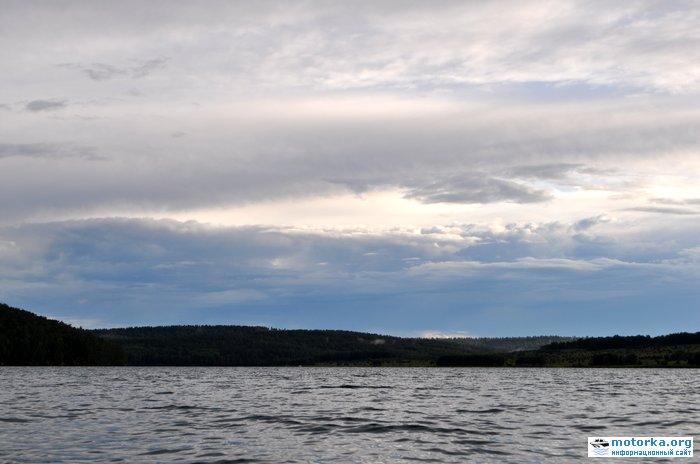 Ершовский залив Иркутского водохранилища