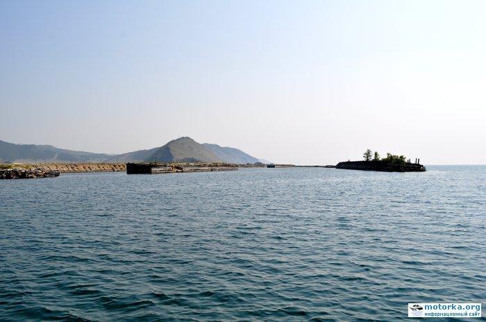 Поселок Бугульдейка. Закрытая гавань