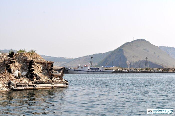 гавань в Бугульдейке