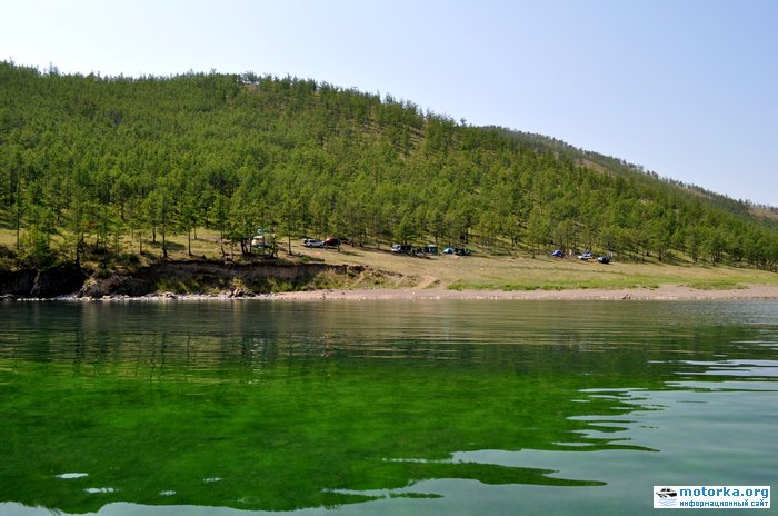 Залив Бирхин (Байкал)