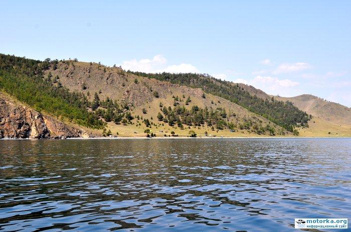 Залив Бегул (Байкал)