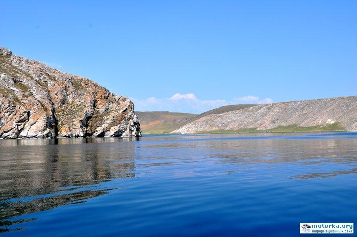 Залив Усть-Анга