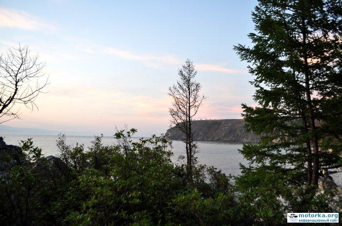 Улан-Хушинский залив