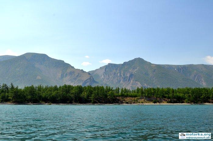 Байкальский хребет